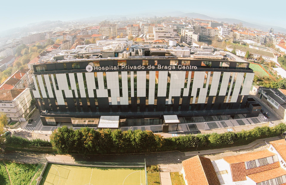 hospital privado braga build highlight